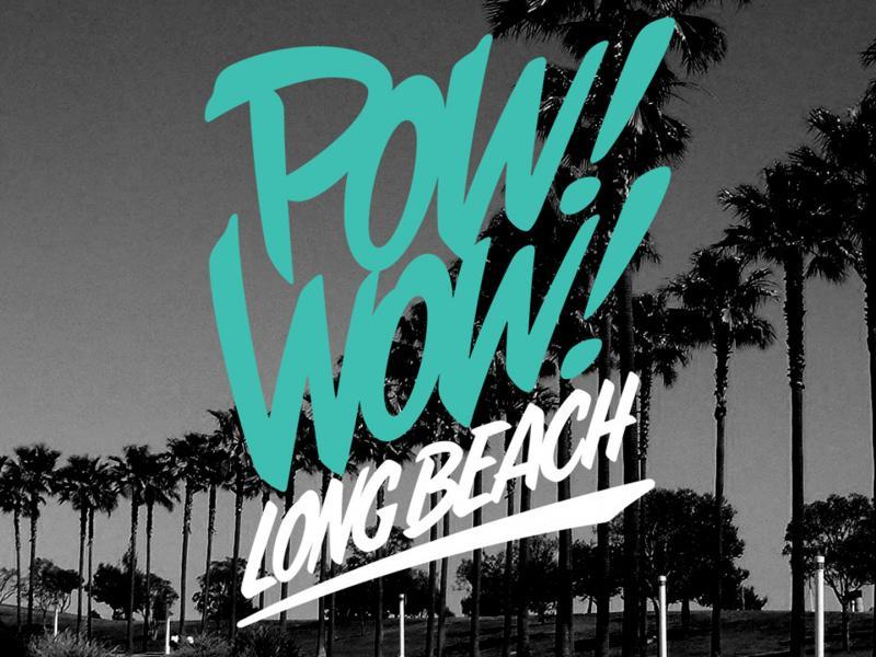 POW! WOW! LONG BEACH 2015