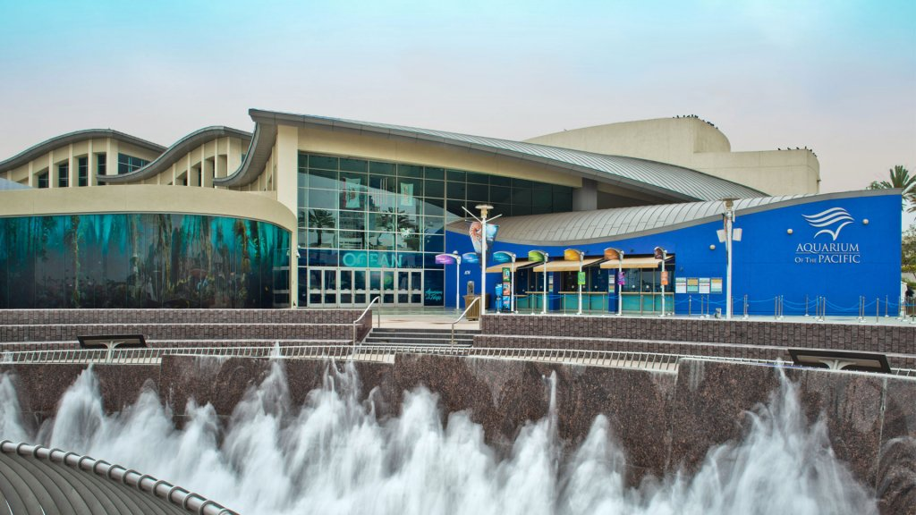 Hotels Near Long Beach Aquarium