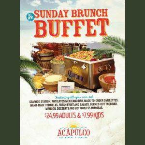 Acapulco Restaurant Long Beach Menu