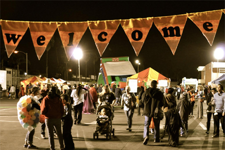 Bixby Knolls carnival