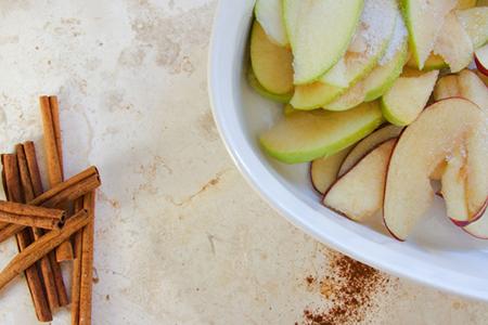 twila's apple pie