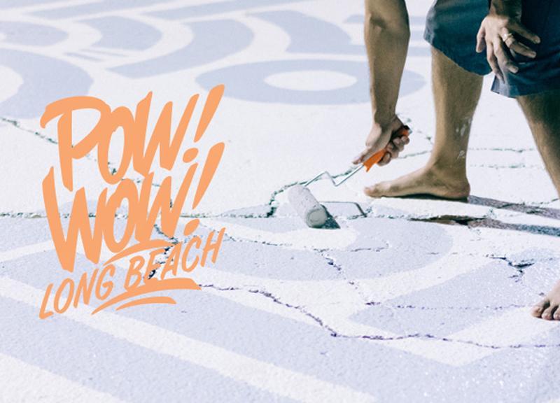 Pow! Wow! Long Beach 2016