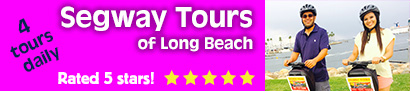 Nation Tours Long Beach Segway Tours