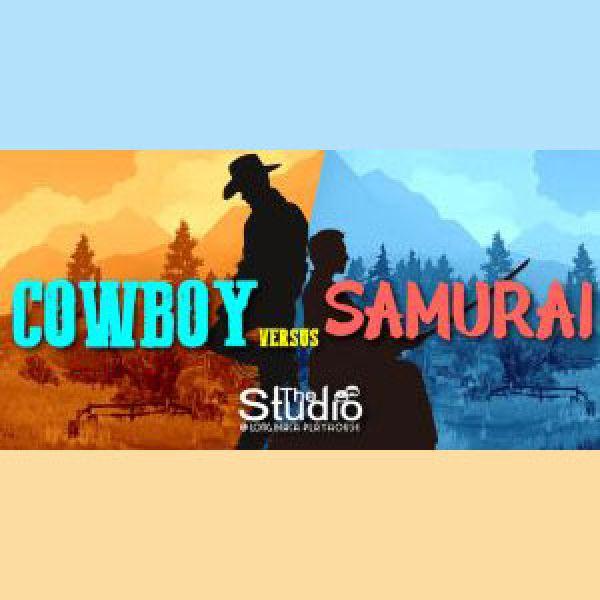 Cowboy-versus-samurai--2017