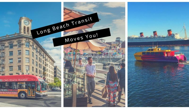 By Land or Sea, Public Transit Gets You Around Long Beach